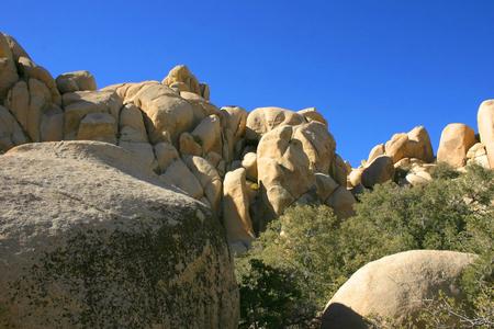Joshua Tree National Park, Mojave Desert, California