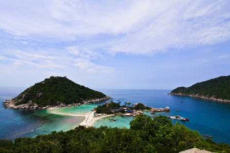 View Point of the Nangyuan Island photo
