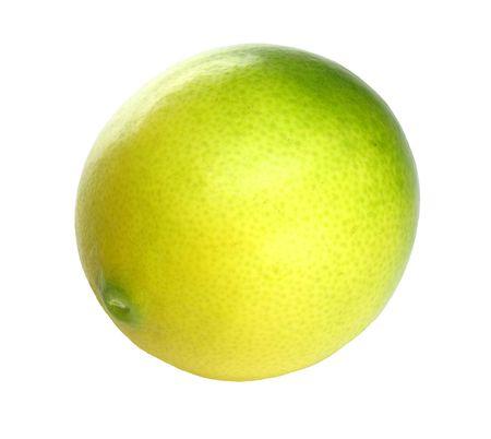 unblemished: citrus over white