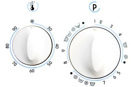 clothes washer: Rotary mando de lavadora de ropa