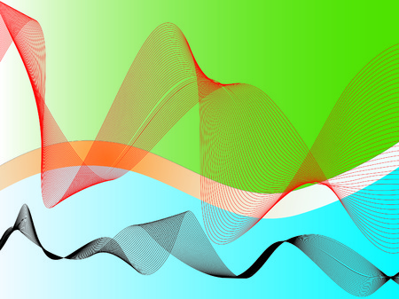 beautiful abstract background Vector