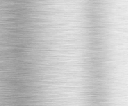 brushed silver metallic background photo