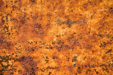 old rusty metallic background Stock Photo - 3606327