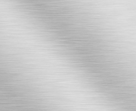 brushed silver metallic background Stock Photo - 3793247