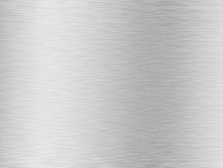 geborsteld zilver metallic achtergrond