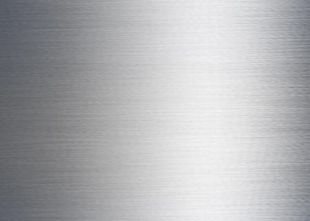 acier bross�?: argent bross? m?talliques de base  Banque d'images