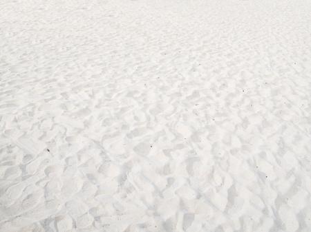 silica: sfondo bianco sabbia Archivio Fotografico