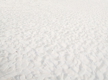 witte zand achtergrond
