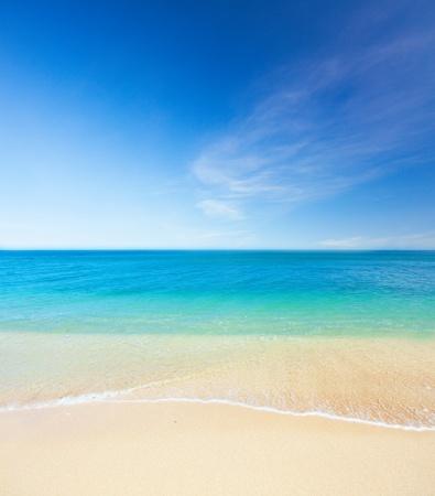 beach and tropical sea  Koh Samui, Thailand Stockfoto