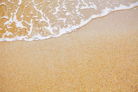 砂と波の背景 写真素材 - 33056521