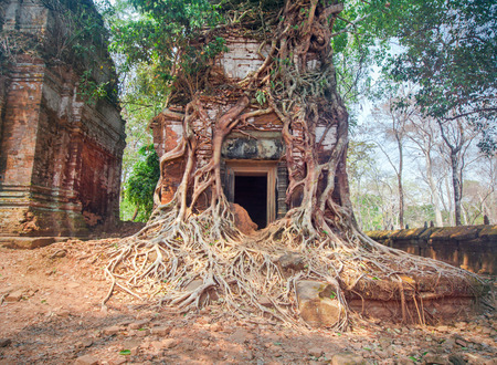 reap: Prasat Bram, Siem Reap, Cambodia