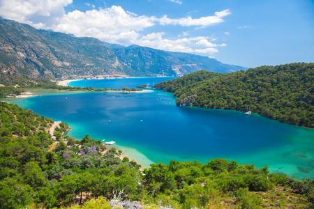 lagoon in Oludeniz, Turkey