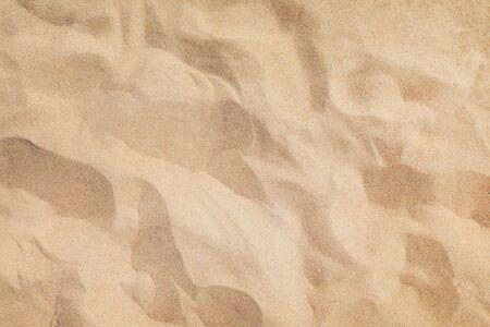 beautiful natural sand background Stock Photo