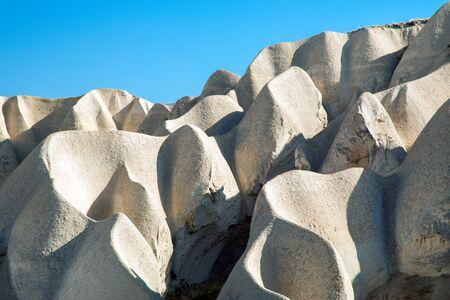 Beautiful Rock of Cappadocia, Turkey