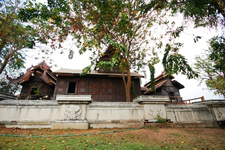 under ground: The old home people history in Thailand