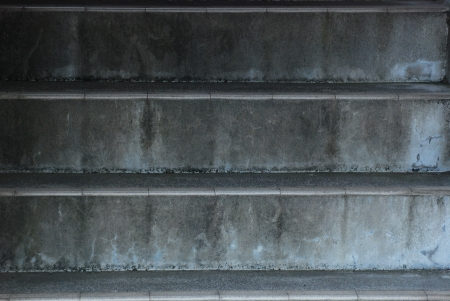 Close up of concrete stairs texture background Stock Photo - 14284917