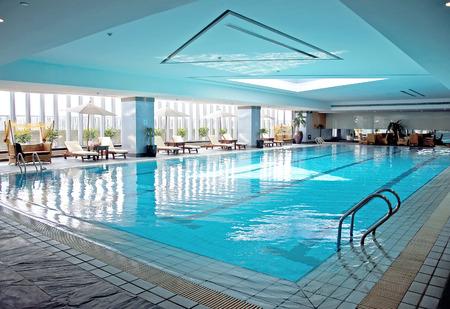 Indoor swimming pool Editorial