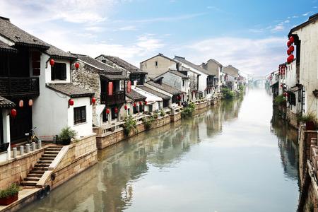 Beautiful Chinese water town