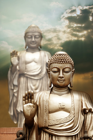 Sakyamuni, lingshan Buddha in Wuxi, China