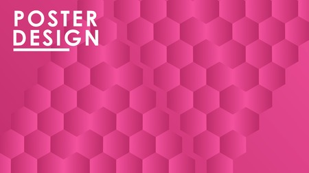 Geometric vector with striped themes and combining two colors and liquid design as a sweetener in the design background. Illustration