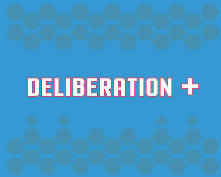 word deliberation