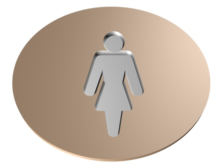 Image of  woman, woman, photo illustrations,  3d render