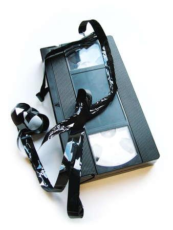 Broken Video-Kassette