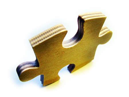 Jigsaw Puzzle Piece photo