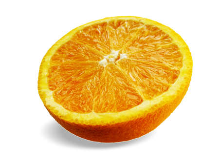 Half Cut Orange Stock Photo - 358274