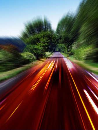fast lane: Baja el tr�fico r�pido de tr�fico