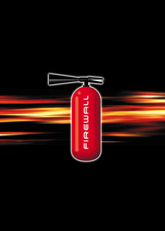 extinguishers: Fire Wall