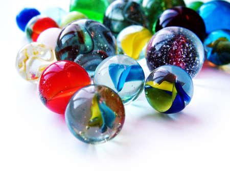 canicas: Glass M�rmoles