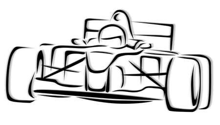 formula one racing car Stock Photo - 362398