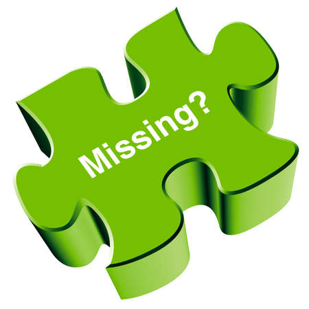 missing: Missing Jigsaw Piece