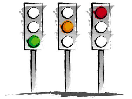 cultural artifacts: Traffic Lights