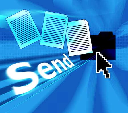 attachments: Send Email Attachments