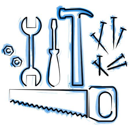 tool kit: Tools