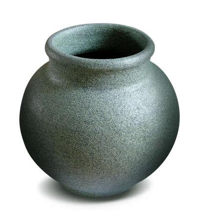 contain: Ceramic Vase