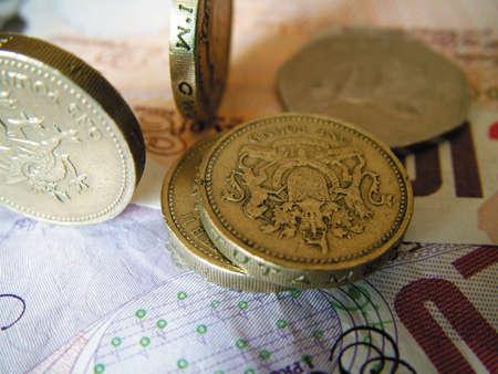 dosh: Money Stock Photo