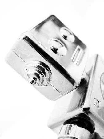 Chrome Robot Stock Photo - 368339