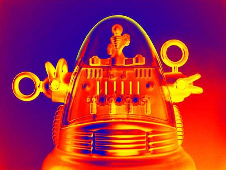 Toy Robot Stock Photo - 368325