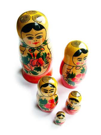 russian dolls photo