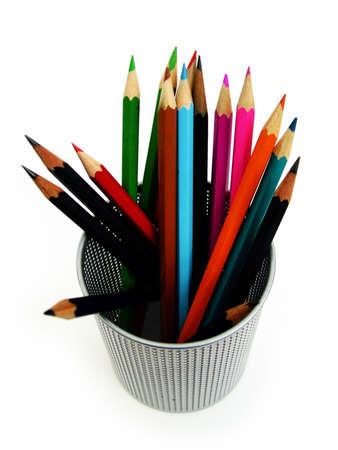 Colouring Pencils photo
