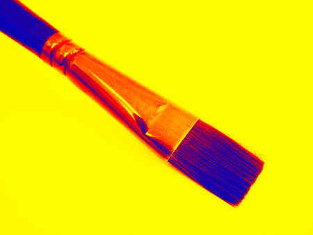 Paintbrush photo