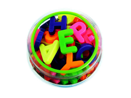 Alphabet Magnets photo