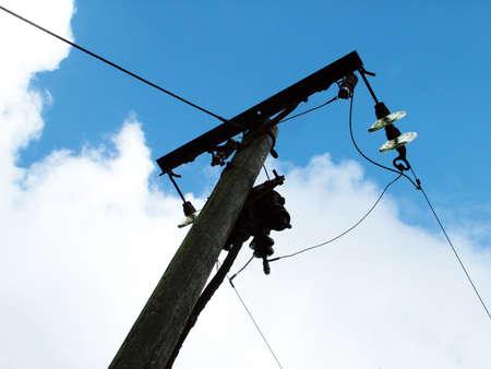 airwaves: Telephone lines
