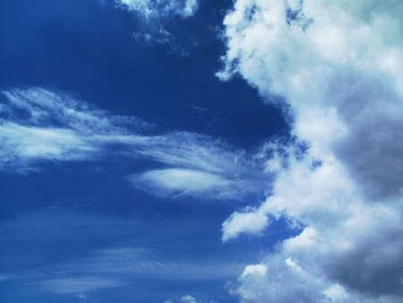 lizenzfreie fotos: Wolke Formationen