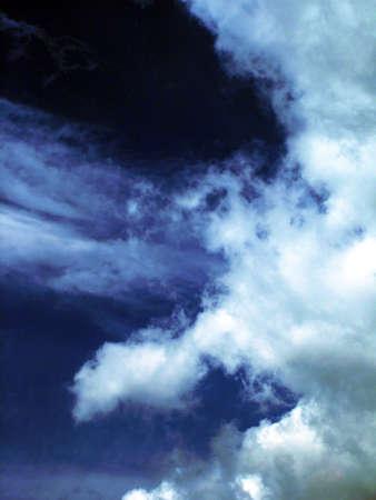stock photography: Dramatic sky