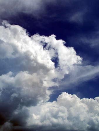 lizenzfreie fotos: Wolken