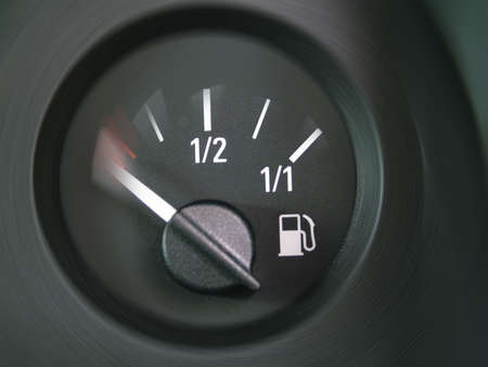 Car interior Dashboard photo